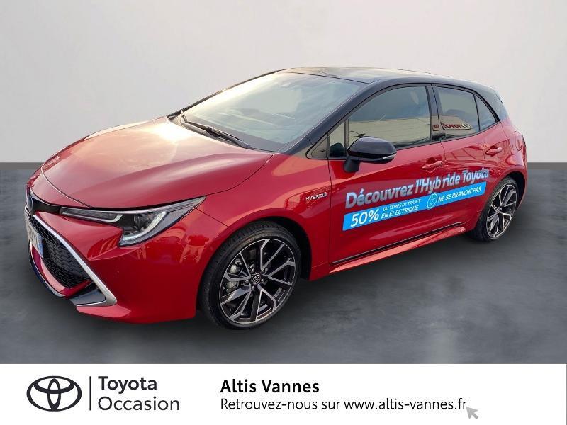 Photo 1 de l'offre de TOYOTA Corolla 184h Collection MY20 8cv à 28980€ chez Altis - Toyota Vannes