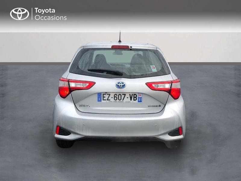 Photo 4 de l'offre de TOYOTA Yaris 100h France Business 5p RC18 à 14980€ chez Altis - Toyota Vannes