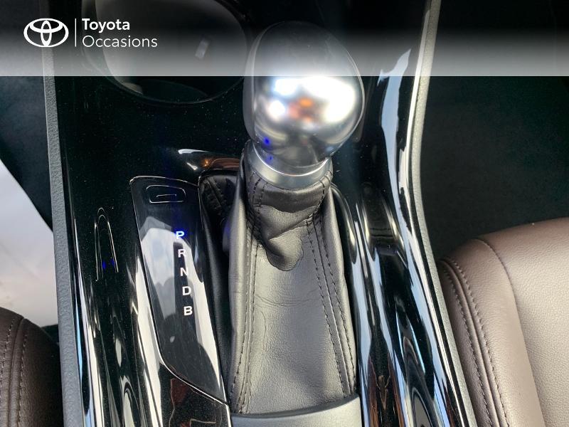 Photo 23 de l'offre de TOYOTA C-HR 122h Distinctive 2WD E-CVT à 20980€ chez Altis - Toyota Vannes