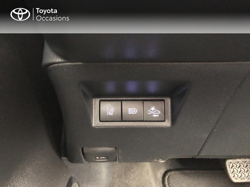 Photo 17 de l'offre de TOYOTA Yaris 100h France Business 5p RC18 à 14980€ chez Altis - Toyota Vannes