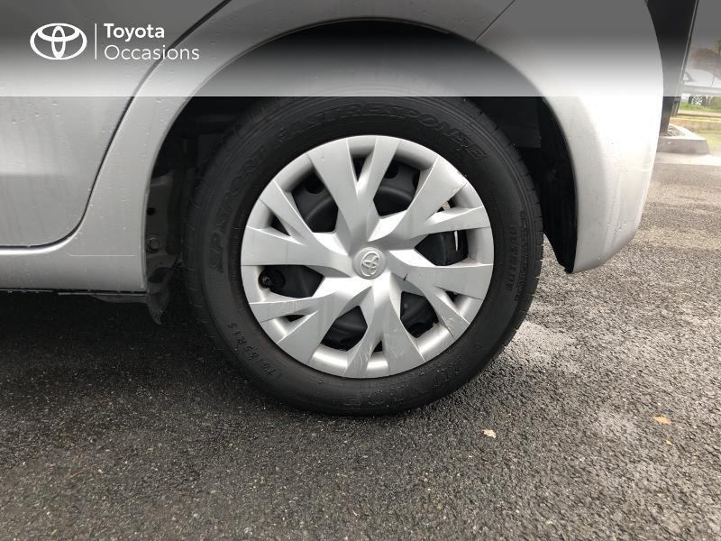 Photo 16 de l'offre de TOYOTA Yaris 100h France Business 5p RC18 à 14980€ chez Altis - Toyota Vannes