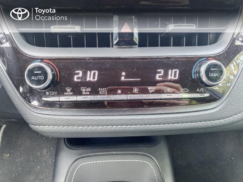 Photo 11 de l'offre de TOYOTA Corolla 122h Design à 22980€ chez Altis - Toyota Vannes