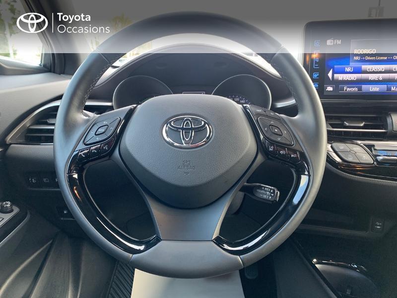 Photo 9 de l'offre de TOYOTA C-HR 122h Distinctive 2WD E-CVT à 20980€ chez Altis - Toyota Vannes