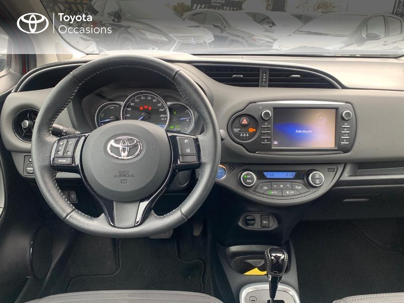 Photo 8 de l'offre de TOYOTA Yaris 100h France 5p à 12980€ chez Altis - Toyota Vannes