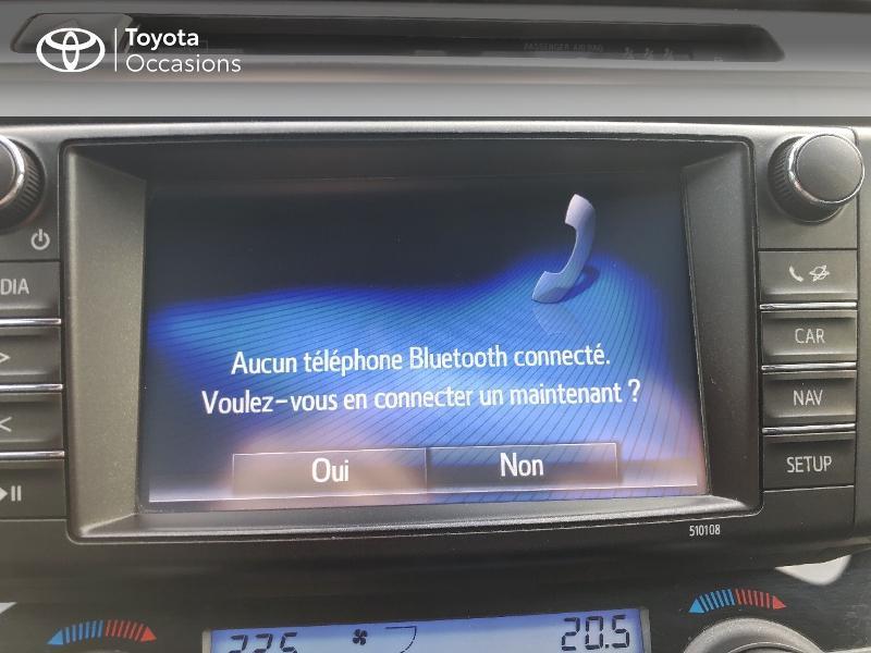 Photo 24 de l'offre de TOYOTA RAV4 197 Hybride Design 2WD CVT à 21980€ chez Altis - Toyota Vannes