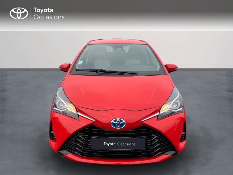 Photo 5 de l'offre de TOYOTA Yaris 100h France 5p à 12980€ chez Altis - Toyota Vannes