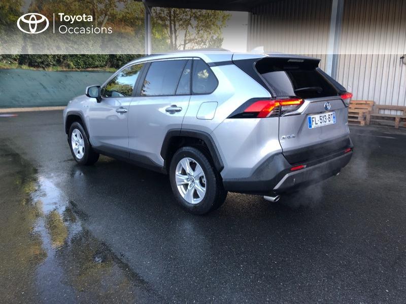 Photo 25 de l'offre de TOYOTA RAV4 Hybride 218ch Dynamic 2WD à 31980€ chez Altis - Toyota Vannes
