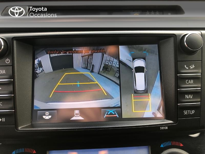 Photo 6 de l'offre de TOYOTA RAV4 197 Hybride Design 2WD CVT à 21980€ chez Altis - Toyota Vannes