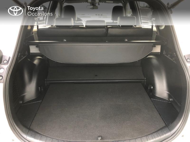 Photo 10 de l'offre de TOYOTA RAV4 197 Hybride Design 2WD CVT à 21980€ chez Altis - Toyota Vannes