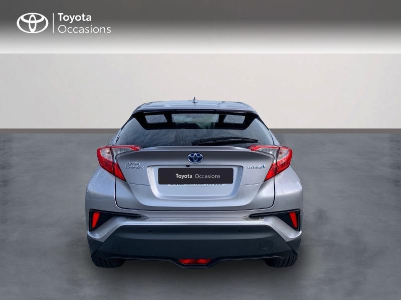 Photo 4 de l'offre de TOYOTA C-HR 122h Distinctive 2WD E-CVT à 20980€ chez Altis - Toyota Vannes