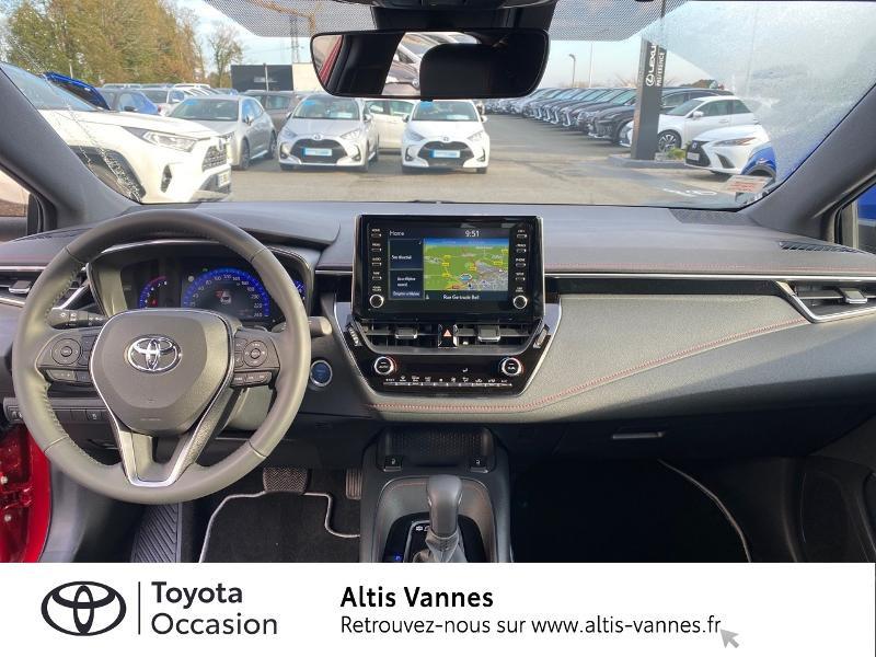 Photo 5 de l'offre de TOYOTA Corolla 184h Collection MY20 8cv à 28980€ chez Altis - Toyota Vannes