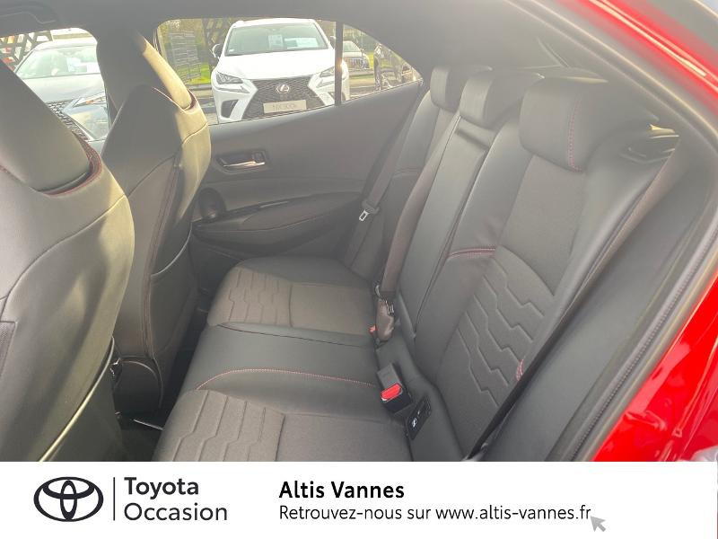 Photo 14 de l'offre de TOYOTA Corolla 184h Collection MY20 8cv à 28980€ chez Altis - Toyota Vannes