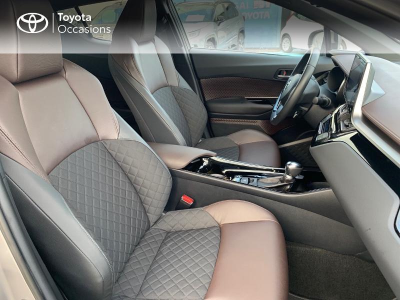 Photo 6 de l'offre de TOYOTA C-HR 122h Distinctive 2WD E-CVT à 20980€ chez Altis - Toyota Vannes