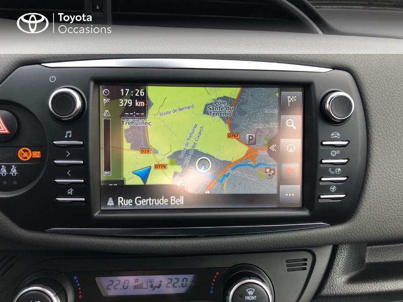 Photo 15 de l'offre de TOYOTA Yaris 100h France Business 5p RC18 à 14980€ chez Altis - Toyota Vannes