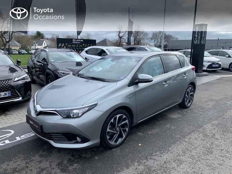 Photo 25 de l'offre de TOYOTA Auris HSD 136h Design à 16690€ chez Altis - Toyota Vannes