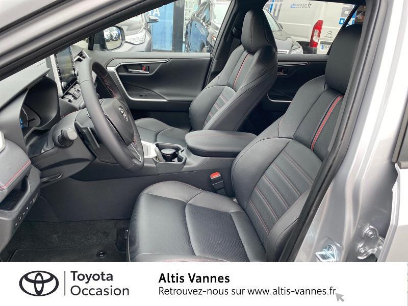 Photo 13 de l'offre de TOYOTA RAV4 Hybride Rechargeable 306ch Collection AWD à 57480€ chez Altis - Toyota Vannes