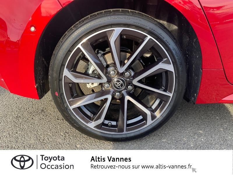 Photo 4 de l'offre de TOYOTA Corolla 184h Collection MY20 8cv à 28980€ chez Altis - Toyota Vannes