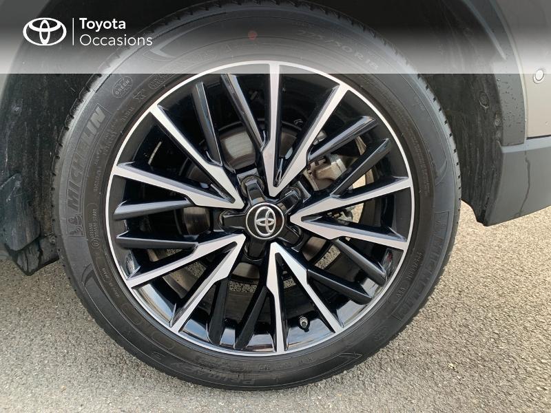 Photo 16 de l'offre de TOYOTA C-HR 122h Distinctive 2WD E-CVT à 20980€ chez Altis - Toyota Vannes