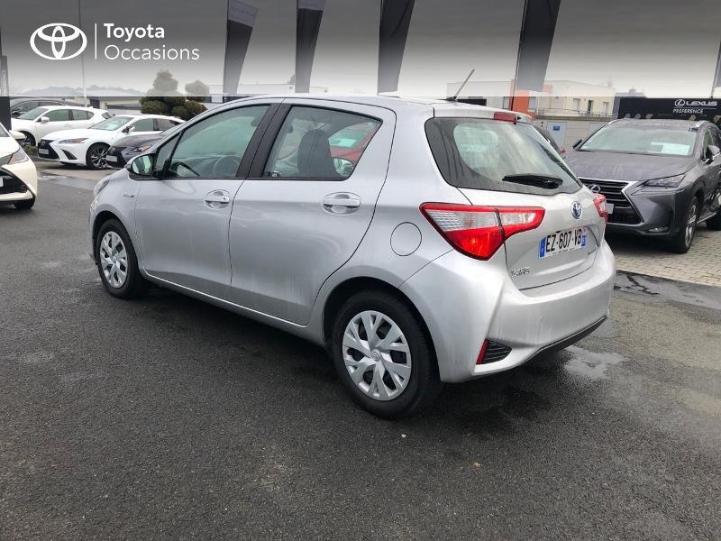 Photo 25 de l'offre de TOYOTA Yaris 100h France Business 5p RC18 à 14980€ chez Altis - Toyota Vannes