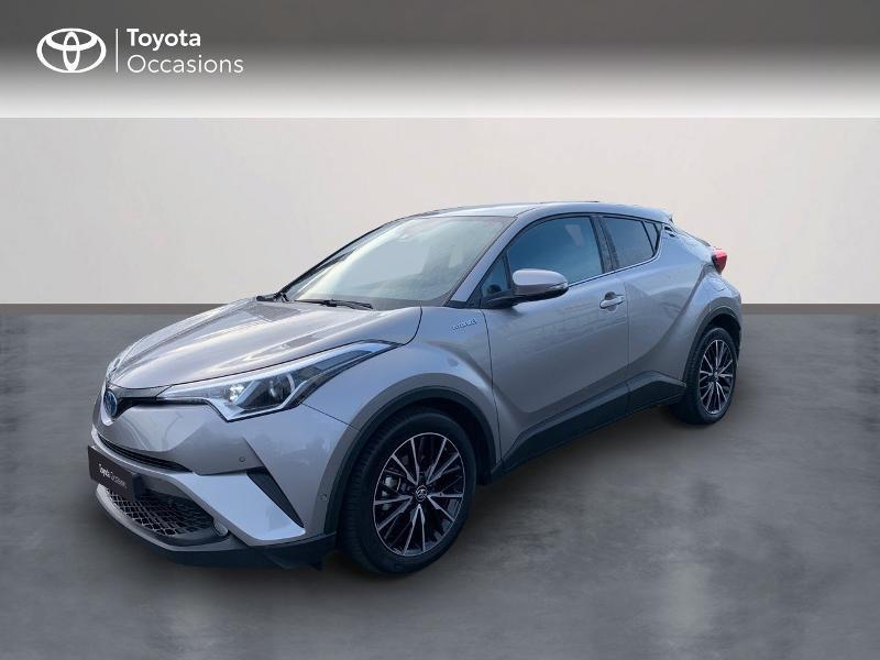 Photo 1 de l'offre de TOYOTA C-HR 122h Distinctive 2WD E-CVT à 20980€ chez Altis - Toyota Vannes