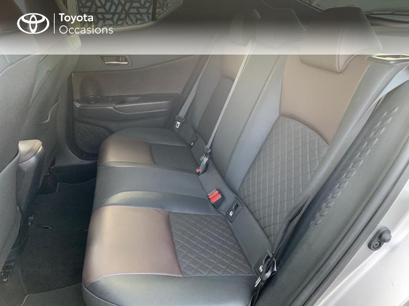 Photo 12 de l'offre de TOYOTA C-HR 122h Distinctive 2WD E-CVT à 20980€ chez Altis - Toyota Vannes