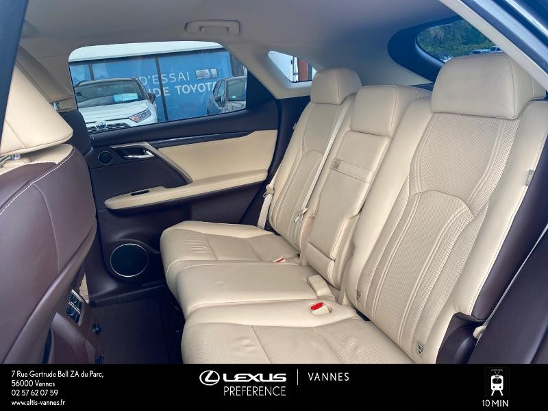 Photo 14 de l'offre de LEXUS RX 450h 4WD Luxe à 32980€ chez Altis - Toyota Vannes