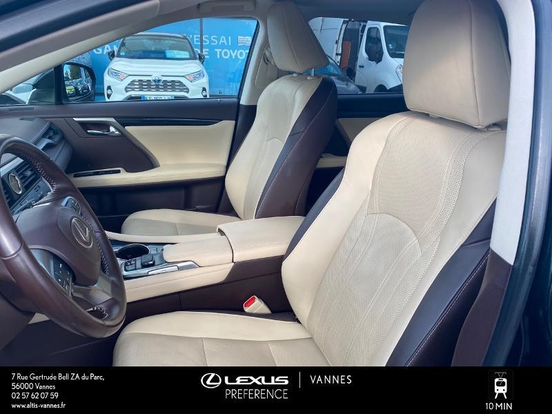 Photo 13 de l'offre de LEXUS RX 450h 4WD Luxe à 32980€ chez Altis - Toyota Vannes