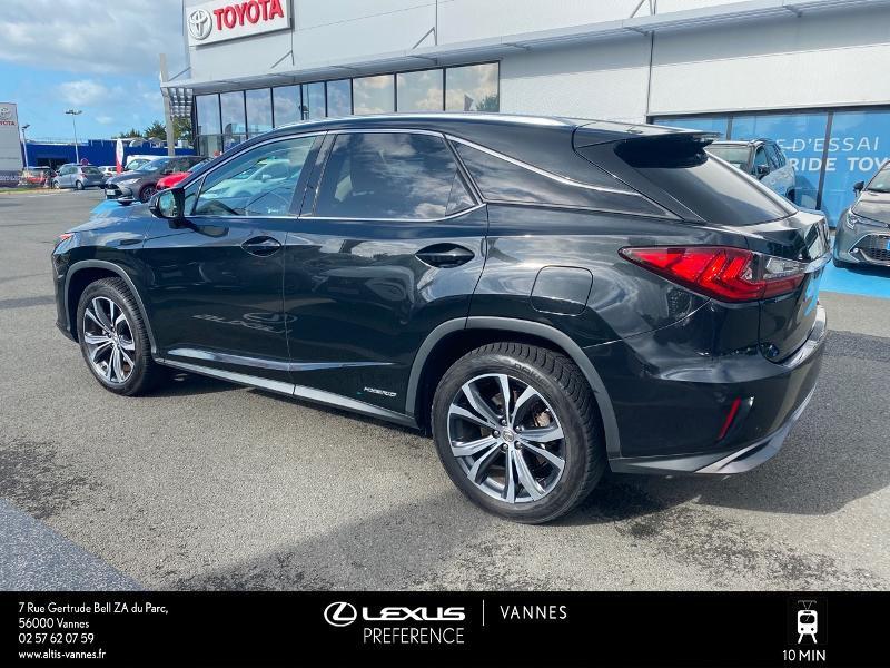 Photo 22 de l'offre de LEXUS RX 450h 4WD Luxe à 32980€ chez Altis - Toyota Vannes