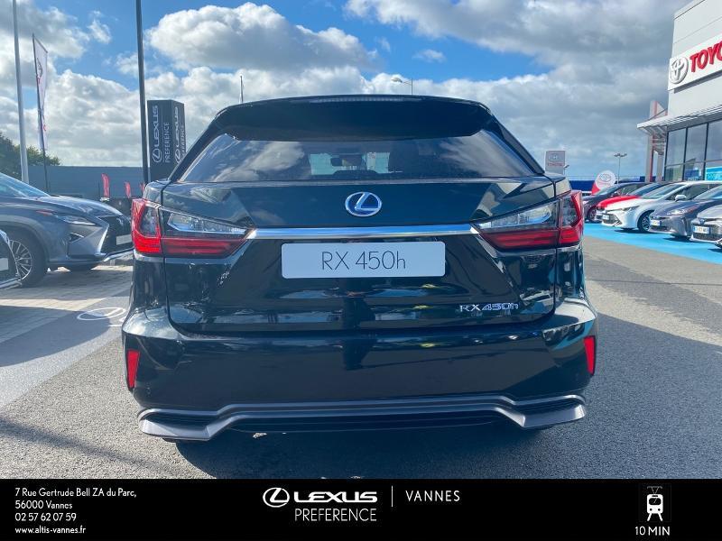 Photo 18 de l'offre de LEXUS RX 450h 4WD Luxe à 32980€ chez Altis - Toyota Vannes