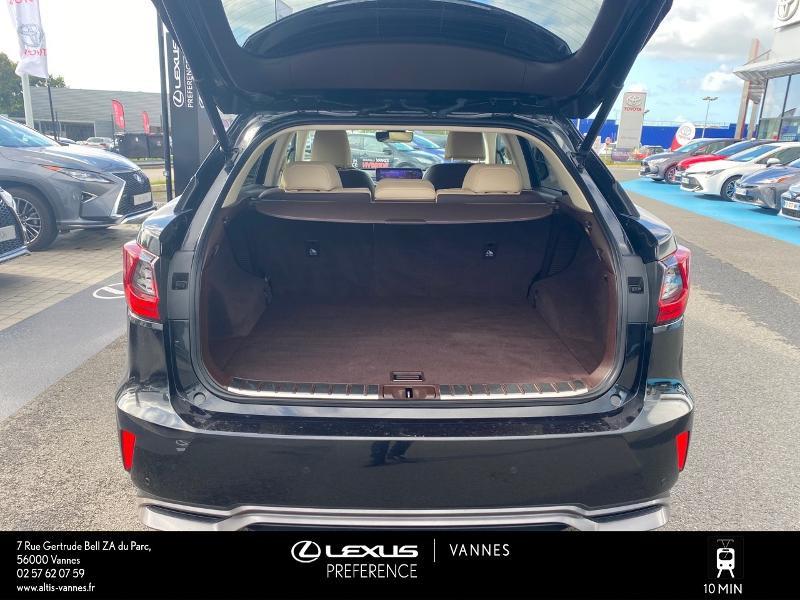 Photo 15 de l'offre de LEXUS RX 450h 4WD Luxe à 32980€ chez Altis - Toyota Vannes