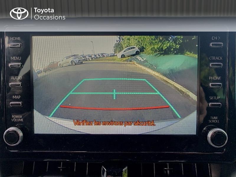 Photo 19 de l'offre de TOYOTA Corolla 122h Design à 22980€ chez Altis - Toyota Vannes