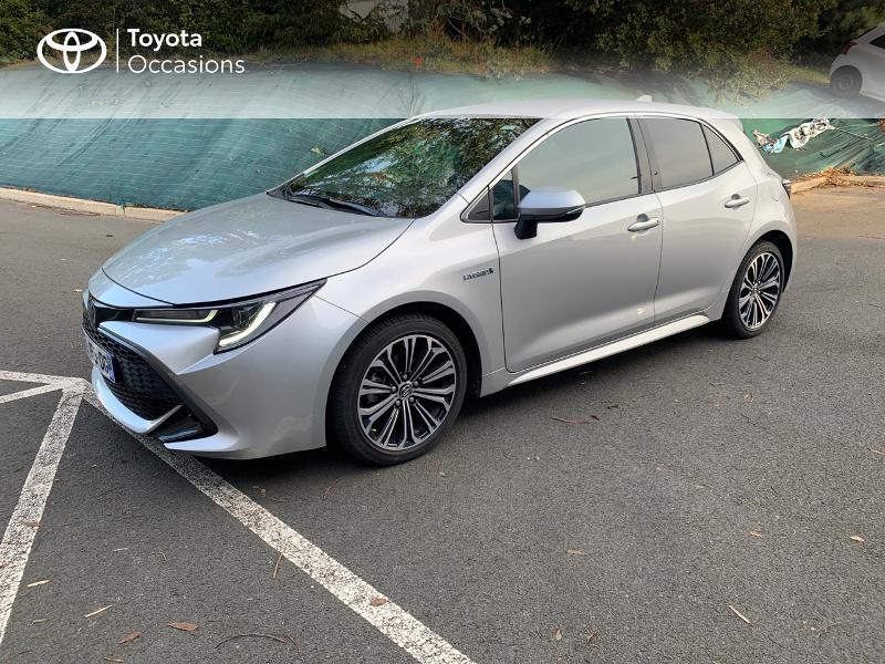 Photo 21 de l'offre de TOYOTA Corolla 122h Design à 22980€ chez Altis - Toyota Vannes