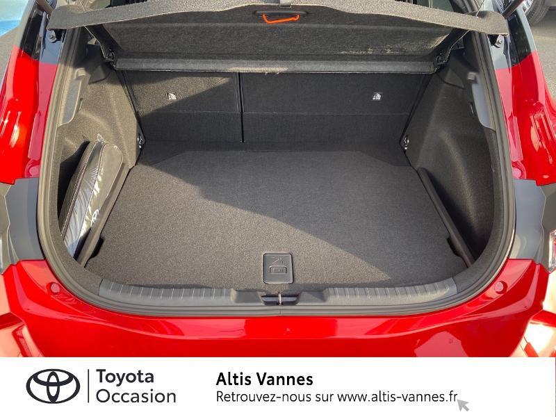 Photo 15 de l'offre de TOYOTA Corolla 184h Collection MY20 8cv à 28980€ chez Altis - Toyota Vannes