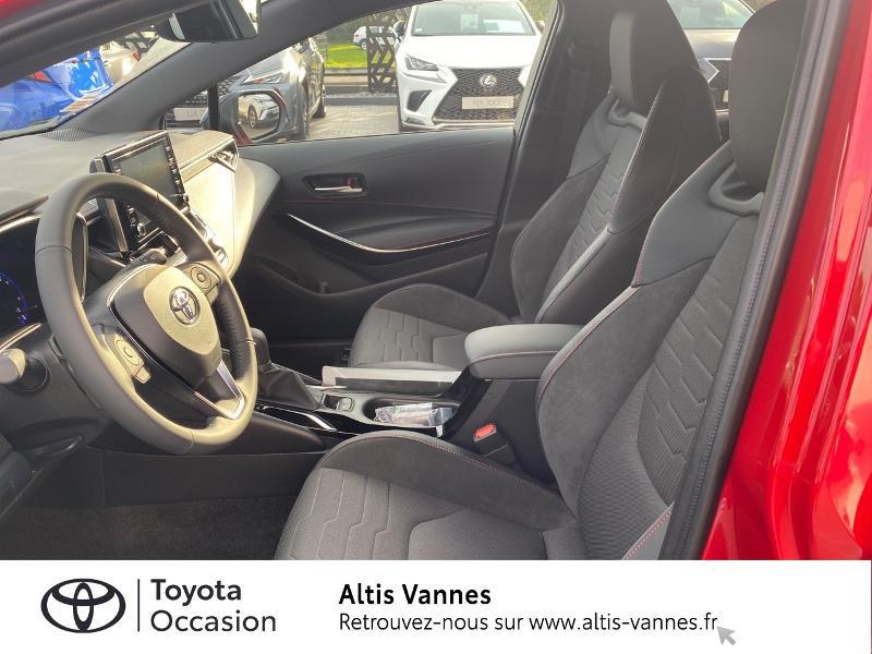 Photo 13 de l'offre de TOYOTA Corolla 184h Collection MY20 8cv à 28980€ chez Altis - Toyota Vannes