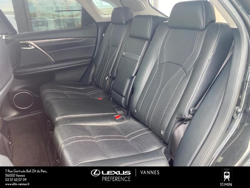 Photo 13 de l'offre de LEXUS RX 450h 4WD Executive à 39980€ chez Altis - Toyota Vannes