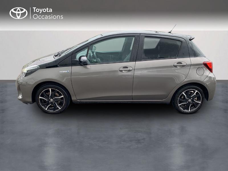 Photo 3 de l'offre de TOYOTA Yaris 100h Collection 5p à 13980€ chez Altis - Toyota Vannes