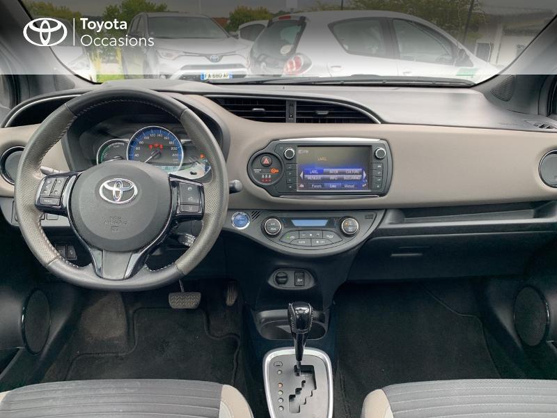Photo 5 de l'offre de TOYOTA Yaris 100h Collection 5p à 13980€ chez Altis - Toyota Vannes