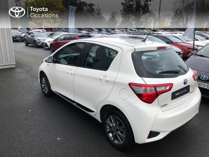 Photo 26 de l'offre de TOYOTA Yaris HSD 100h Dynamic 5p à 12890€ chez Altis - Toyota Vannes