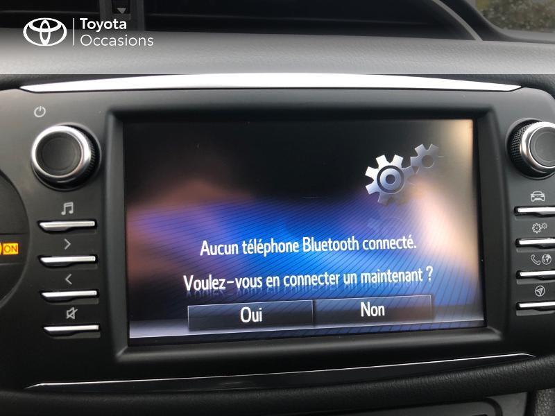 Photo 17 de l'offre de TOYOTA Yaris HSD 100h Dynamic 5p à 12890€ chez Altis - Toyota Vannes