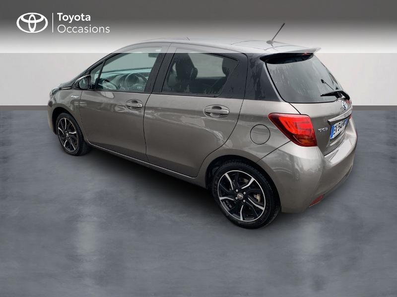 Photo 2 de l'offre de TOYOTA Yaris 100h Collection 5p à 13980€ chez Altis - Toyota Vannes