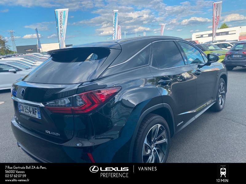 Photo 16 de l'offre de LEXUS RX 450h 4WD Executive à 39980€ chez Altis - Toyota Vannes