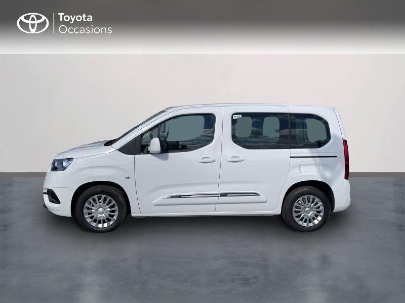 Photo 3 de l'offre de TOYOTA PROACE CITY Verso Medium 1.2 110 VVT-i Dynamic RC21 à 22900€ chez Altis - Toyota Vannes