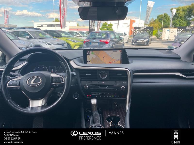 Photo 5 de l'offre de LEXUS RX 450h 4WD Executive à 39980€ chez Altis - Toyota Vannes