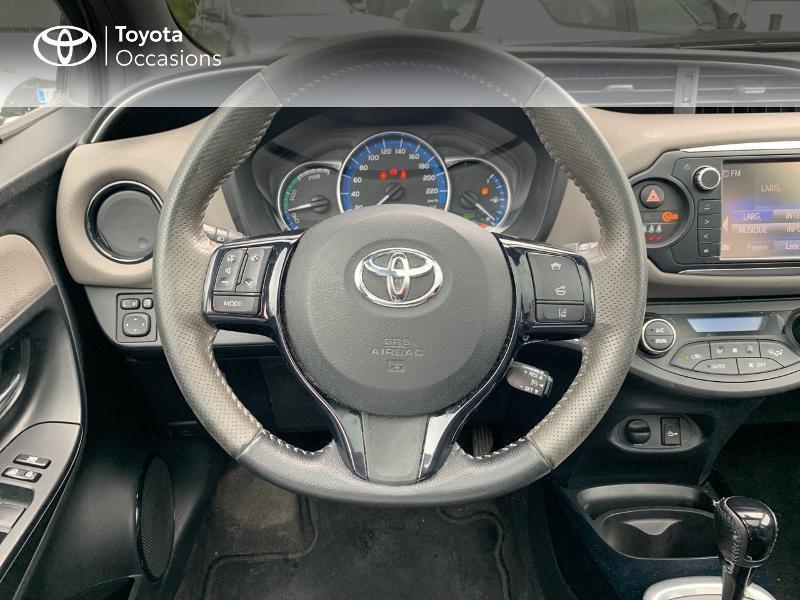 Photo 6 de l'offre de TOYOTA Yaris 100h Collection 5p à 13980€ chez Altis - Toyota Vannes