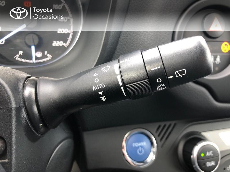 Photo 24 de l'offre de TOYOTA Yaris HSD 100h Dynamic 5p à 12890€ chez Altis - Toyota Vannes
