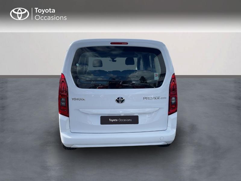Photo 4 de l'offre de TOYOTA PROACE CITY Verso Medium 1.2 110 VVT-i Dynamic RC21 à 22900€ chez Altis - Toyota Vannes