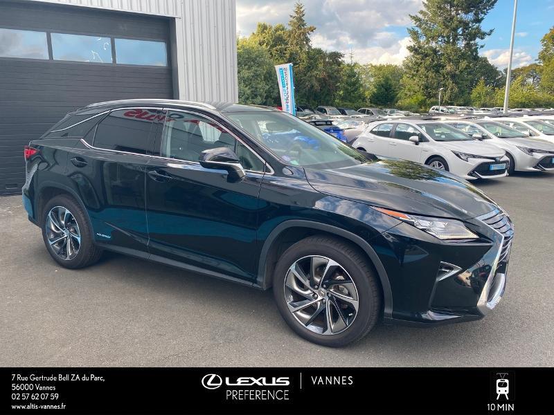 Photo 17 de l'offre de LEXUS RX 450h 4WD Executive à 39980€ chez Altis - Toyota Vannes
