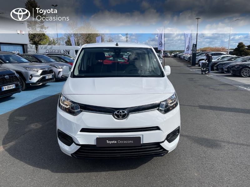 Photo 24 de l'offre de TOYOTA PROACE CITY Verso Medium 1.2 110 VVT-i Dynamic RC21 à 22900€ chez Altis - Toyota Vannes