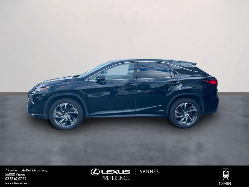 Photo 3 de l'offre de LEXUS RX 450h 4WD Executive à 39980€ chez Altis - Toyota Vannes