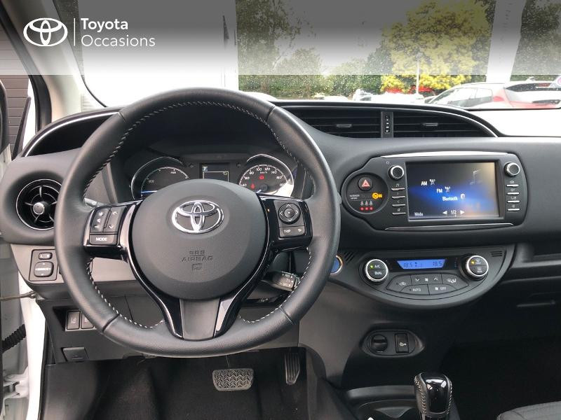 Photo 8 de l'offre de TOYOTA Yaris HSD 100h Dynamic 5p à 12890€ chez Altis - Toyota Vannes